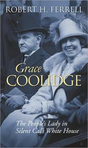 Cover of: Grace Coolidge