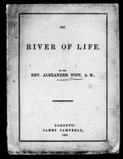 Cover of: The river of life in Ezekiel's vision