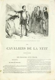 Cover of: Les cavaliers de la nuit