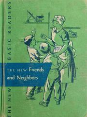 Cover of: The new friends and neighbors