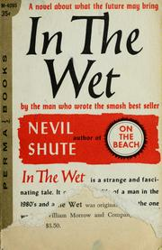 Cover of: In the wet
