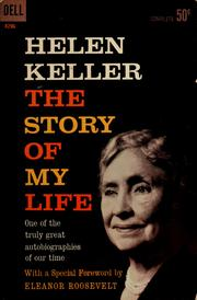 Cover of: The story of my life, by Helen Keller