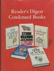 Cover of: Reader's Digest Condensed Books. Volume 5 - 1976 (Pride of the Peacock / Bobbit / Experiment / Ordinary People / Storm Warning)