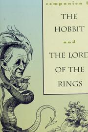 Cover of: A reader's companion to The hobbit and the lord of the rings