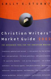 Cover of: Christian writers' market guide, 2002