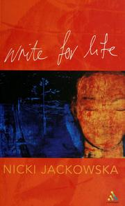 Cover of: Write for life