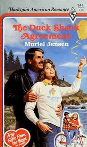 Cover of: The Duck Shack agreement