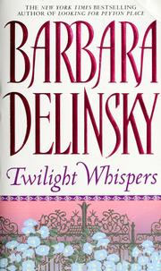 Cover of: Twilight Whispers