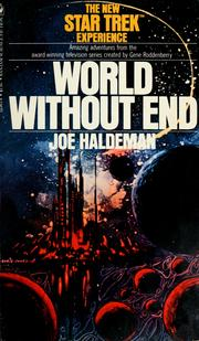 Cover of: World without end: a 'Star Trek' novel