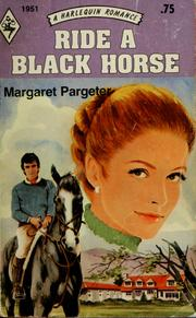 Cover of: Ride a black horse