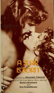Cover of: A Star is Born