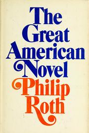 Cover of: The great American novel