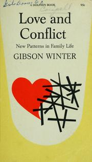 Cover of: Love and conflict
