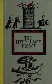 Cover of: The Little Lame Prince and The Adventures of a Brownie