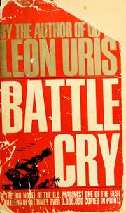 Cover of: Battle cry