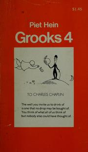 Cover of: Grooks 4