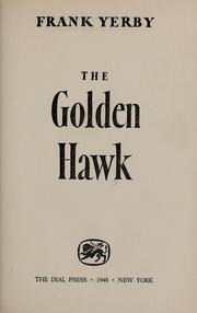Cover of: The golden hawk.