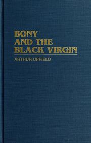 Cover of: Bony and the Black Virgin