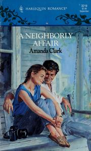 Cover of: A neighborly affair