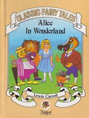 Cover of: Alice in Wonderland and other favorites