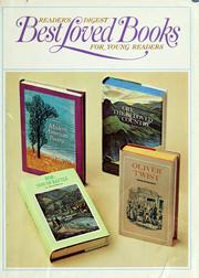 Cover of: Reader's Digest Best Loved Books for Young Readers. Volume Eleven (Bob, Son of Battle / Oliver Twist / Selection of Modern American Poetry / Cry, the Beloved Country)