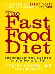 Cover of: The fast food diet