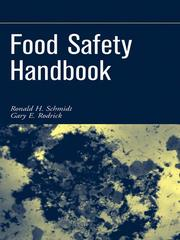 Cover of: Food safety handbook