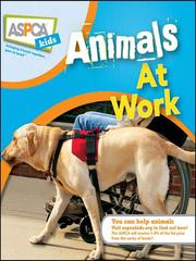 Cover of: Animals at work