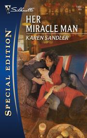 Cover of: Her Miracle Man