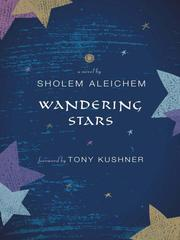 Cover of: Wandering Stars