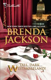 Cover of: Tall, dark-- Westmoreland!