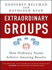 Cover of: Extraordinary groups
