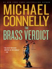 Cover of: The brass verdict: a novel
