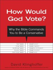 Cover of: How would God vote?