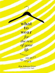 Cover of: What to wear for the rest of your life