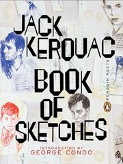 Cover of: Book of sketches, 1952-57