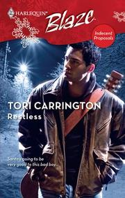 Cover of: Restless