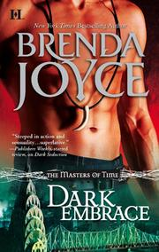 Cover of: Dark Embrace