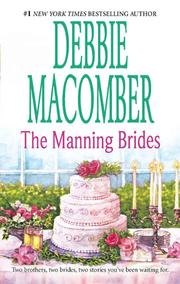 Cover of: The Manning Brides