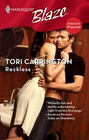 Cover of: Reckless