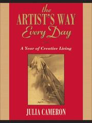 Cover of: The artist's way every day: a year of creative living