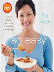 Cover of: So easy