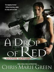 Cover of: A drop of red