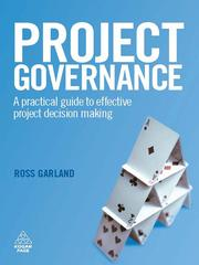 Cover of: Project governance