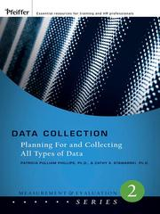 Cover of: Data collection