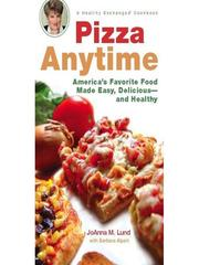 Cover of: Pizza Anytime