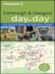 Cover of: Frommer's Edinburgh & Glasgow day by day