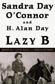 Cover of: Lazy B: Growing Up on a Cattle Ranch in the American Southwest
