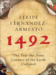 Cover of: 1492: the year the world began