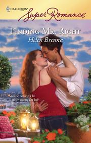Cover of: Finding Mr. Right